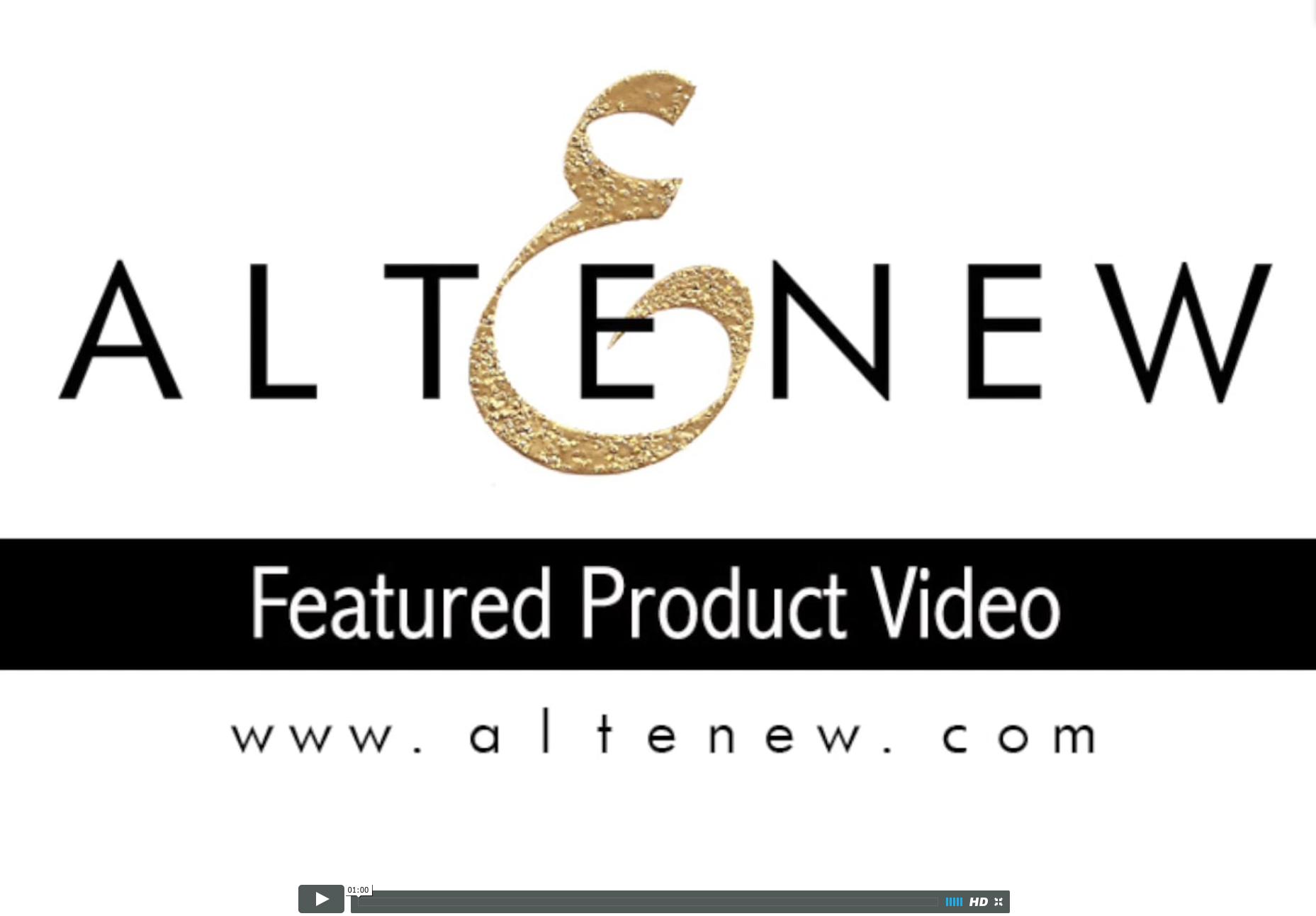 Altenew - Stempelset 6x8 - Lotus