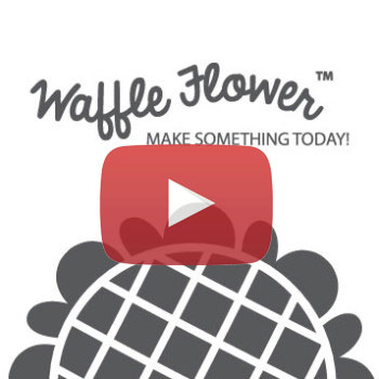Waffle Flower Crafts - Snail Mail Clear Stamp