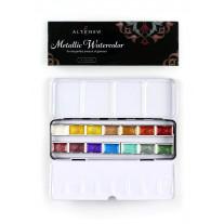 Altenew - Metallic Watercolor 14 Farben