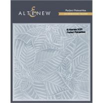 Altenew - 3D Embossing Folder - Perfect Poinsettias