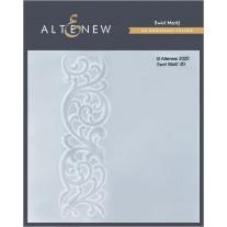 Altenew - 3D Embossing Folder - Swirl Motif