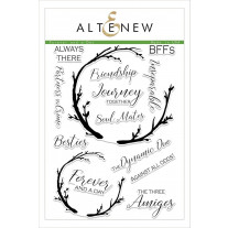Altenew - Forever And A Day - Clear Stamps 6x8