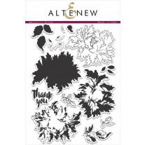 Altenew - Majestic Bloom - Clear Stamps 6x8