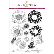 Altenew - Spring Daisy - Clear Stamps 6x8