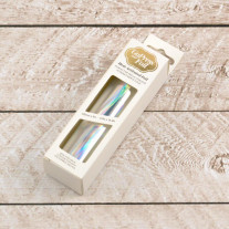 Couture Creations - GoPress and Foil - Silver Iridescent Finish 5m