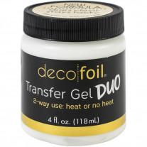 Deco Foil Transfer Gel DUO 118ml