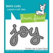 Lawn Fawn - Scripty Joy - Stanze