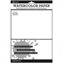 "Ranger Watercolor Paper 8.5""x11""10/pk"