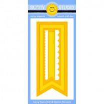 Sunny Studio - Slimline Pennant - Stand Alone Stanzen