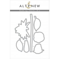 Altenew - Budding Thanks - Stanze