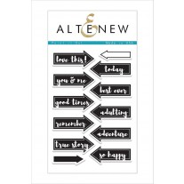 Altenew - Point It Out - Clear Stamps 4x6