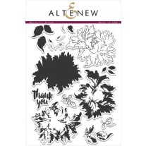 Altenew - Majestic Bloom - Clear Stamps 6x8