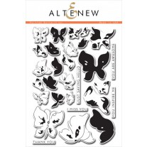 Altenew - Painted Butterflies - Clear Stamps 6x8
