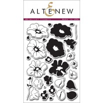 Altenew - Whimsical Flowers - Clear Stamps 4x6