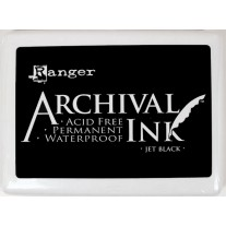 Ranger - Archival Ink Jumbo - Jet Black