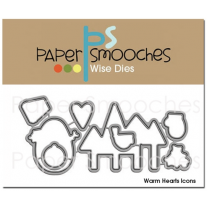 Paper Smooches - Warm Hearts - Stanzen