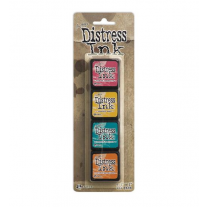 Ranger - Mini Ink Pad -  Tim Holtz Distress Ink Kit 1