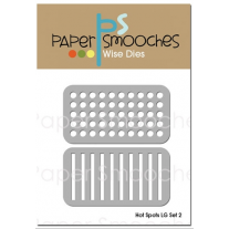 Paper Smooches - Hot Spots LG Set 2 - Stanzen