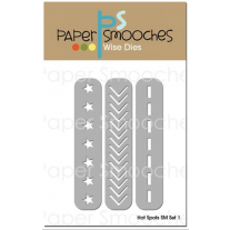 Paper Smooches - Hot Spots SM Set 1 - Stanzen