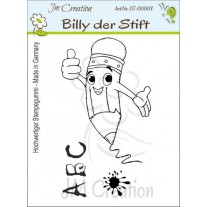 JM Creation - Billy der Stift - Rubberstamp