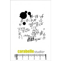 Carabelle Studio - Calcul - Rubberstamp Mini