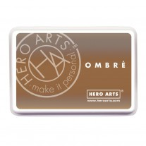 Hero Arts - Ombre Ink Pad - Chocolate Brown