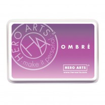 Hero Arts - Ombre Ink Pad - Lilac To Grape