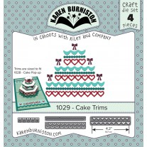 Karen Burniston - Cake Trims Stanzen