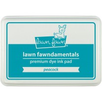 Lawn Fawn - Ink Pad - Peacock