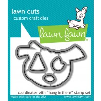 Lawn Fawn - Hang In There - Stanzen