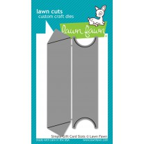 Lawn Fawn - Simple Gift Card Slots - Stanzen