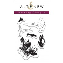 Altenew - Morning Glory 2 - Clear Stamps 2x3
