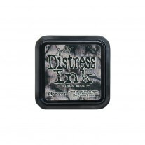 Ranger - Distress Ink by Tim Holtz - Black Soot