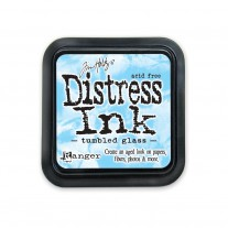 Ranger - Distress Ink by Tim Holtz - Tumbled Glass