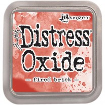 Ranger - Distress Oxide - Fired Brick