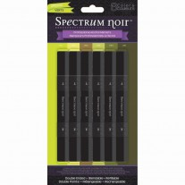 Spectrum Noir - Alcohol Markers 6pk - Greens