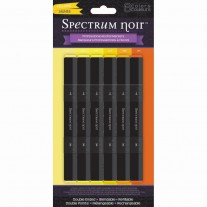 Spectrum Noir - Alcohol Markers 6pk - Yellows