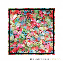 Studio Katia - Sequin Fusion - Summer 6MM