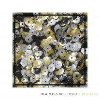 Studio Katia - Sequin Fusion - New Year's Bash
