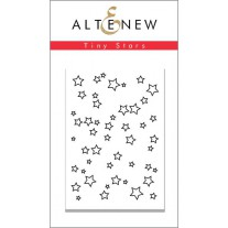 Altenew - Tiny Stars - Clear Stamps 2x3