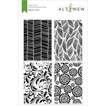 Altenew - Block Print - Clear Stamp 6x8