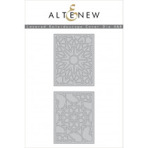 Altenew - Layered Kaleidoscope Cover - A+B Stanzen
