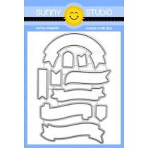 Sunny Studio - Banner Basics - Stanzen