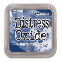 Ranger - Tim Holtz Distress Oxide Inkpad - Chipped Sapphire