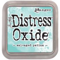 Ranger - Tim Holtz Distress Oxide Inkpad - Salvaged Patina