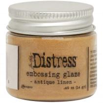 Tim Holtz - Ranger - Distress Embossing Glaze - Antique Linen