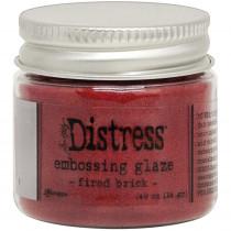 Tim Holtz - Ranger - Distress Embossing Glaze - Fired Brick