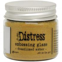 Tim Holtz - Ranger - Distress Embossing Glaze - Fossilized Amber