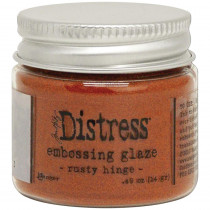 Tim Holtz - Ranger - Distress Embossing Glaze - Rusty Hinge