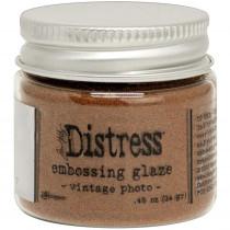Tim Holtz - Ranger - Distress Embossing Glaze - Vintage Photo